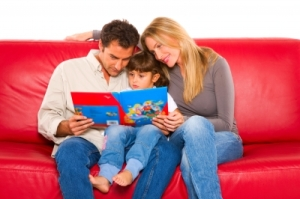 storytime, reading to children, letture in lingua straniera, lire en langue étrangère