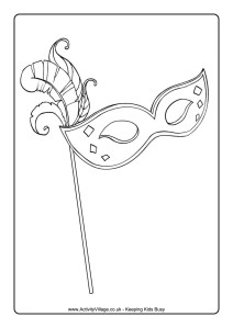 mardi_gras_mask_coloring_page