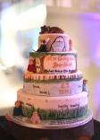 Bearhunt-cake