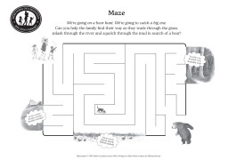 Bearhunt-maze
