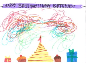 Elisa, 8 years old, Italy