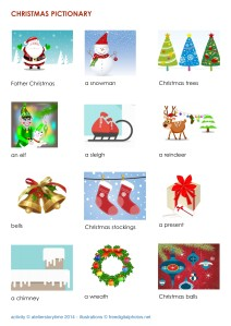 Christmas-pictionary