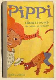 PippiLångstrump-firstedition