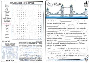 TowerBridgeActivitySheet