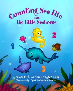 Counting Sea Life Front Cover