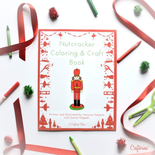 Nutcracker-coloringbook-crafterina