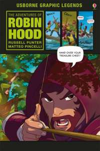 RobinHood-graphicnovel-cover