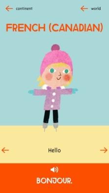 The Hello Atlas app-ex