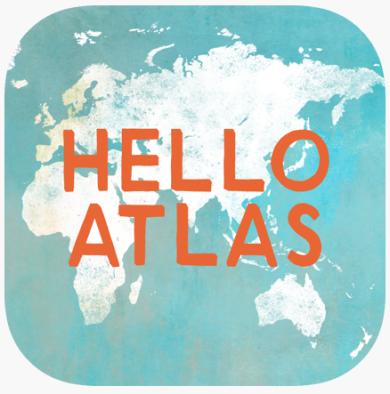 The Hello Atlas app