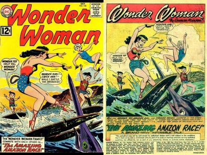 """""""Wonder Woman"""", 1962"""